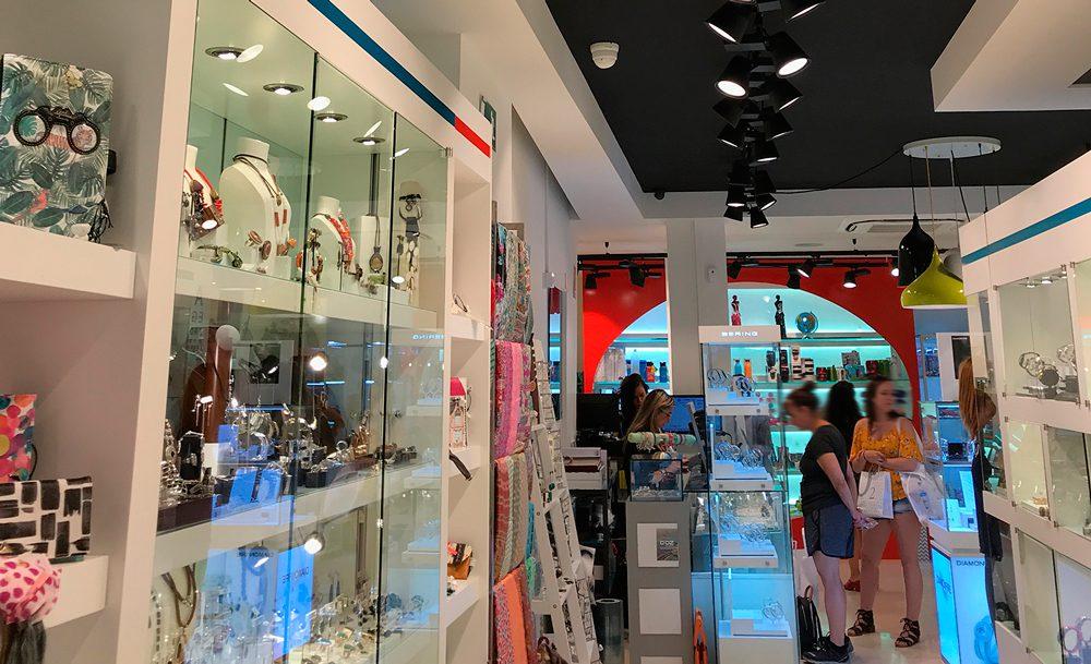 o2 tienda regalos joyeria y relojeria Madrid