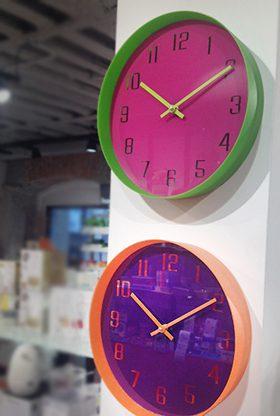 reloj original flúor