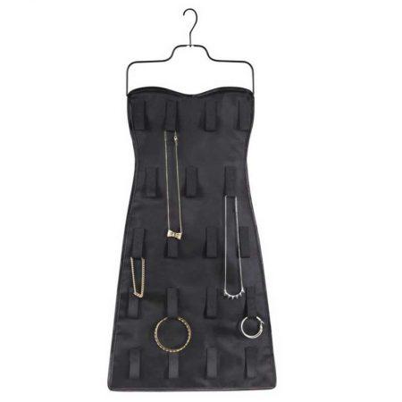 organizador-joyas-vestido-negro-oro-trasera