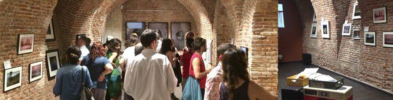inauguración galería o2