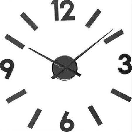 reloj-pared-adhesivo-negro