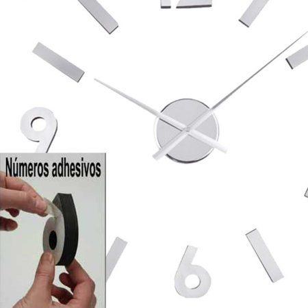 reloj-pared-adhesivo-plata1