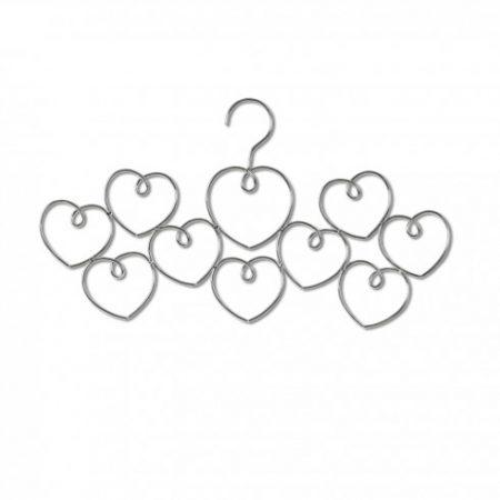 original percha corazones