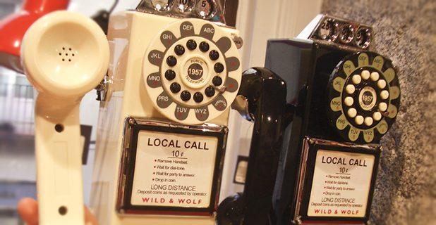 telefonos retro