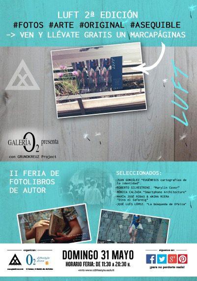 poster luft feria fotolibros 2015