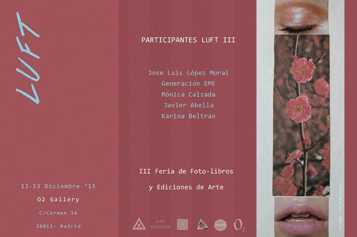 participantes luft 3a edición fotolibros madrid