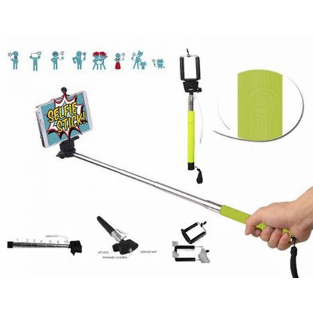 selfie-extensible-disparador-verde