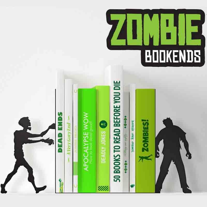 sujetalibros-zombi-bookend
