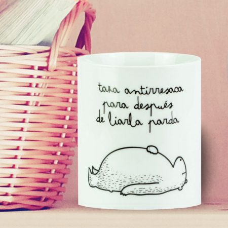taza anti-resaca mr wonderful