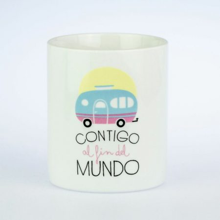 taza contigo mr wonderful