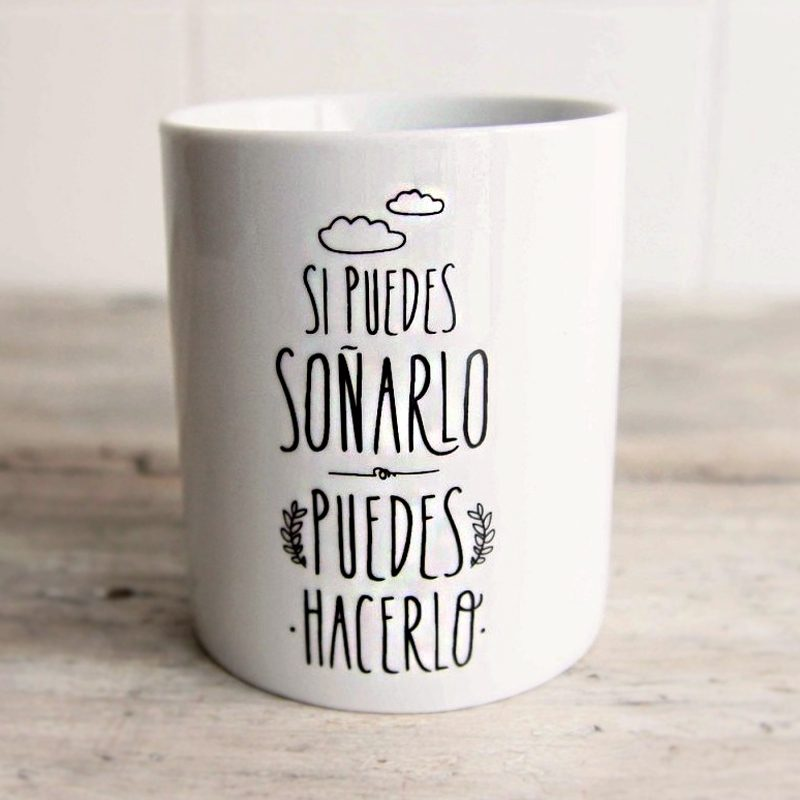 Taza mr wonderful si puedes so arlo o2lifestyle for Decoracion tazas mr wonderful