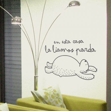decoracion vinilo pared