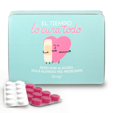 caja original mr wonderful