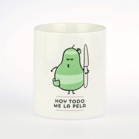 taza pera mr wondeful