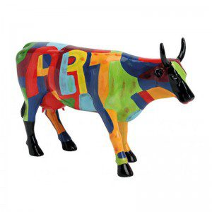 vaca art of america cowparade