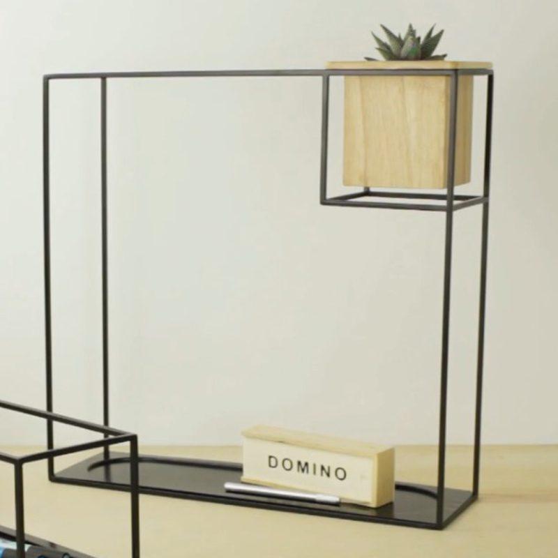 cubist estanteria pared o mesa