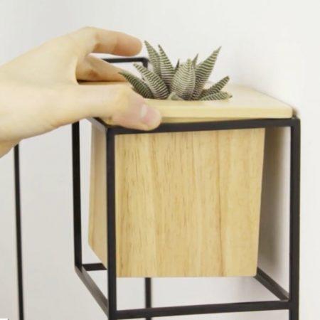detalle estanteria cubist