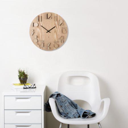 reloj shadow madera