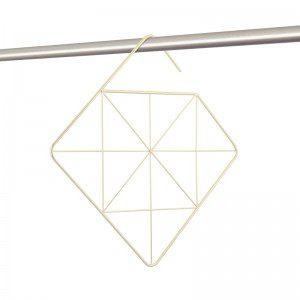 organizador pañuelos geométrico