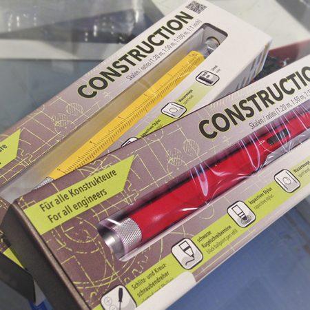 boligrafo original multiusos constructor