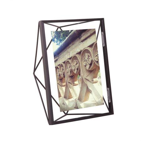 Marco prisma metálico Negro 5x7