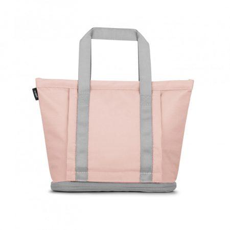 neceser bolso viaje grande rosa