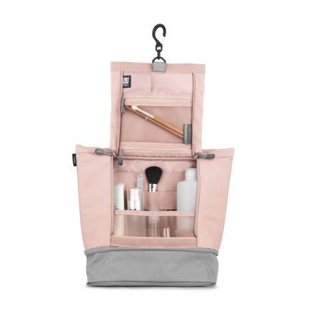neceser bolso viaje original rosa