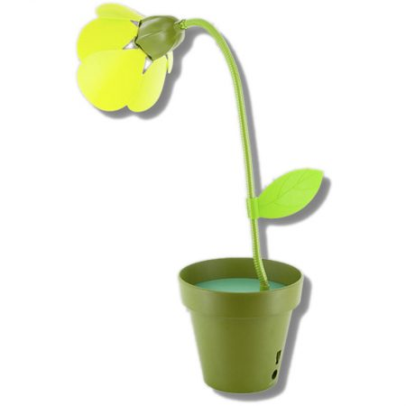 lampara-cargador-usb-led-verde