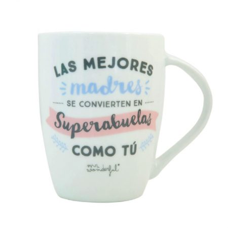 taza superabuela mr wonderful