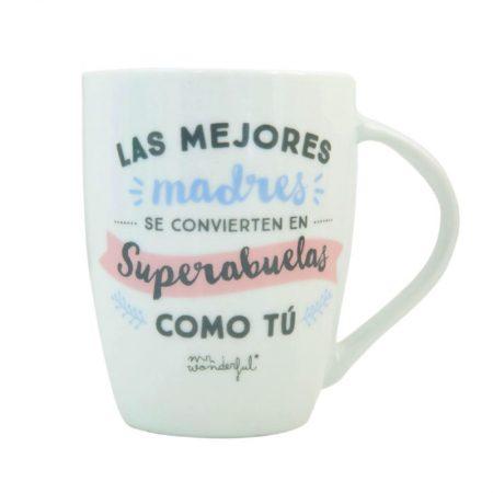 taza superabuela mr wonderful