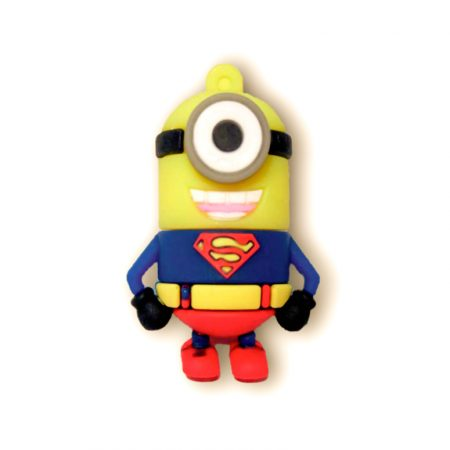 pendrive usb minion superman