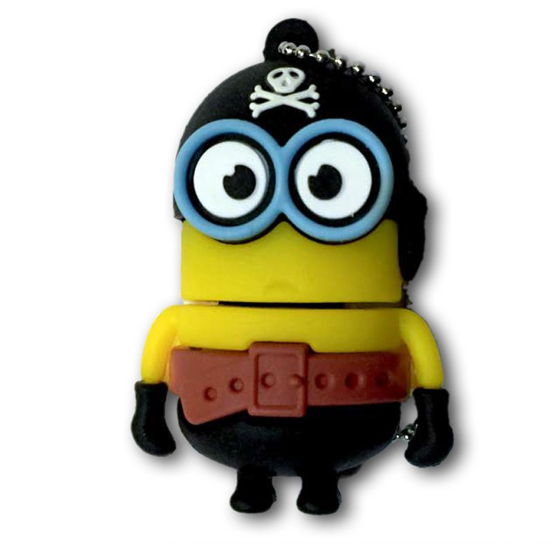 usb-8gb-minion-pirata