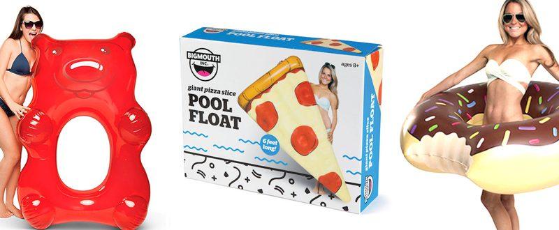 hinchables flotadores colchonetas