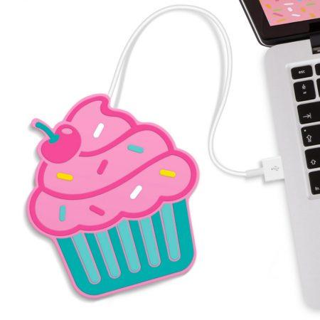 Dispositivo USB diseño Cupcake