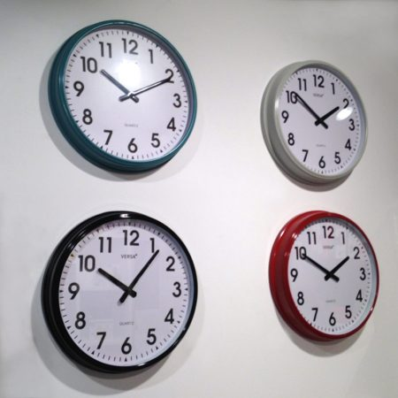 Reloj pared retro despacho o cocina