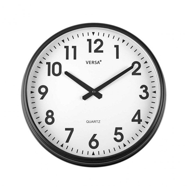 Reloj de pared estilo retro o2lifestyle - Reloj decorativo de pared ...