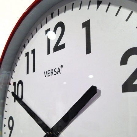 Reloj pared retro
