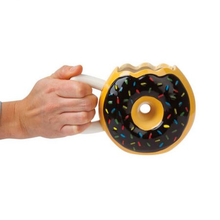 Taza: Donut