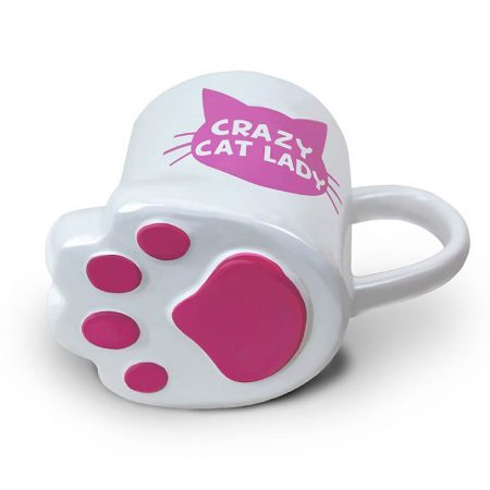 Taza: Crazy Cat Lady