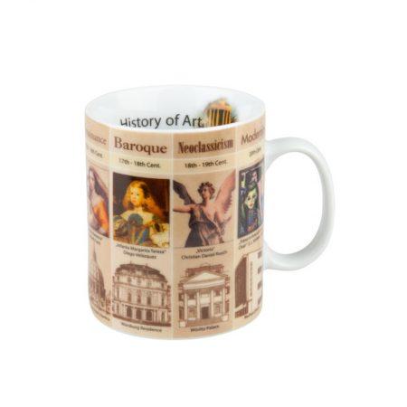 taza universitaria historia del arte