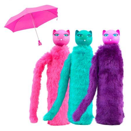 Paraguas gato Pylones