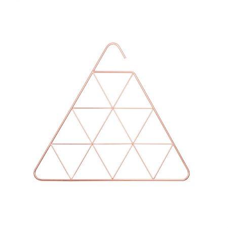 Organizador triangular de pañuelos