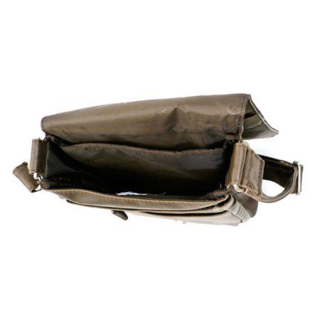 Bloso Vespa para ipad marrón interior