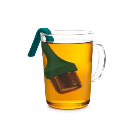 Colador de té Colores uso