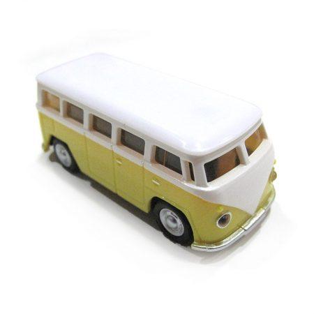 USB 16gb Furgoneta Volkswagen Amarilla
