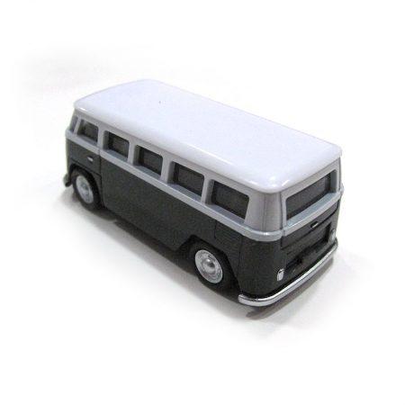 USB 16gb Furgoneta Volkswagen Negra detras