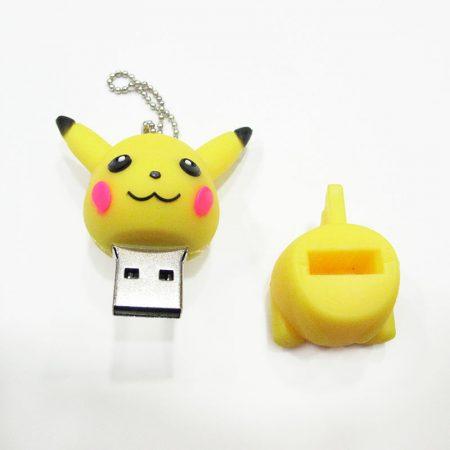 USB 16gb Pikachu abierto