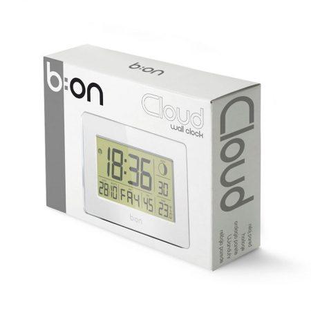 Reloj Despertador Cloud radiocontrolador caja