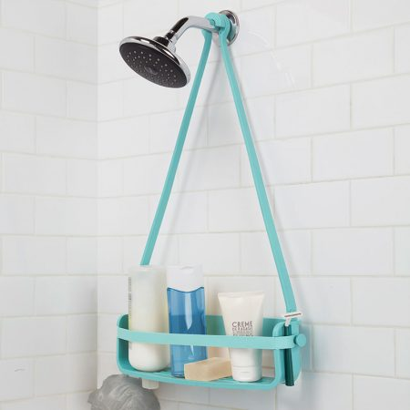 Estanter a doble ducha flex o2lifestyle for Estanteria ducha