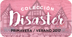 disaster colección primavera verano 2017